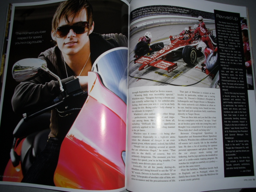 Remembering Dan Wheldon (4/5)